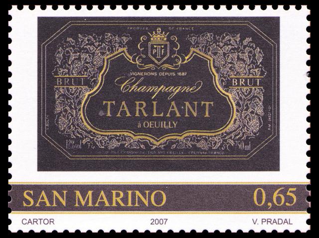 Champagne Tarlant -- 20/09/13